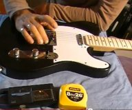 18.2 Setting up your Pit Bull Guitar (Intonation)