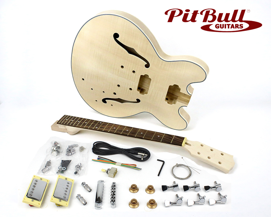 Es Style Electric Guitar Kits Gibson 330 P90 Wiring Diagram Previous