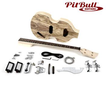 pit bull guitars hb 4s electric bass guitar kit pit bull guitars. Black Bedroom Furniture Sets. Home Design Ideas