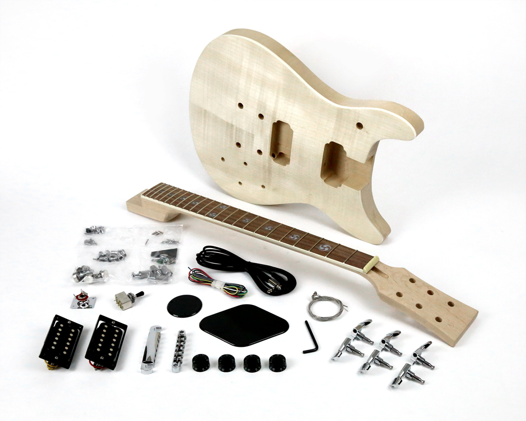 PRS 1TS 1 pit bull guitars prs 1ts electric guitar kit pit bull guitars pitbull guitars wiring diagram at readyjetset.co