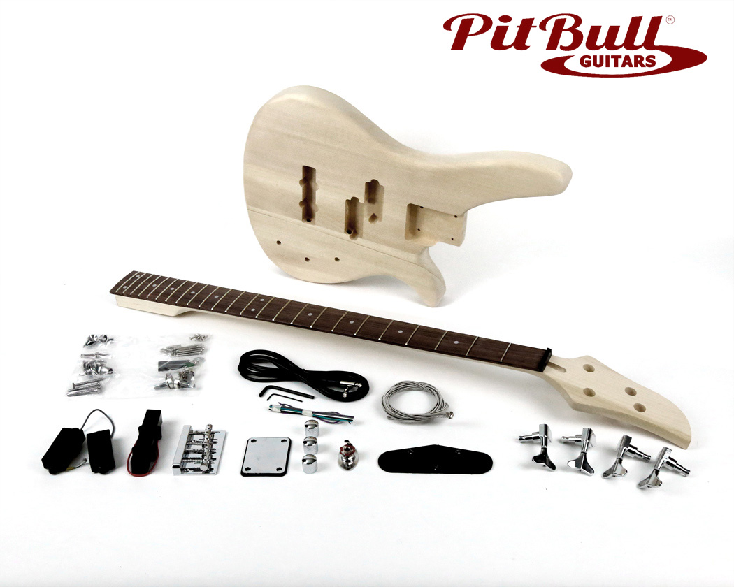 YB 4 pit bull guitars yb 4 electric bass guitar kit pit bull guitars pitbull guitars wiring diagram at readyjetset.co