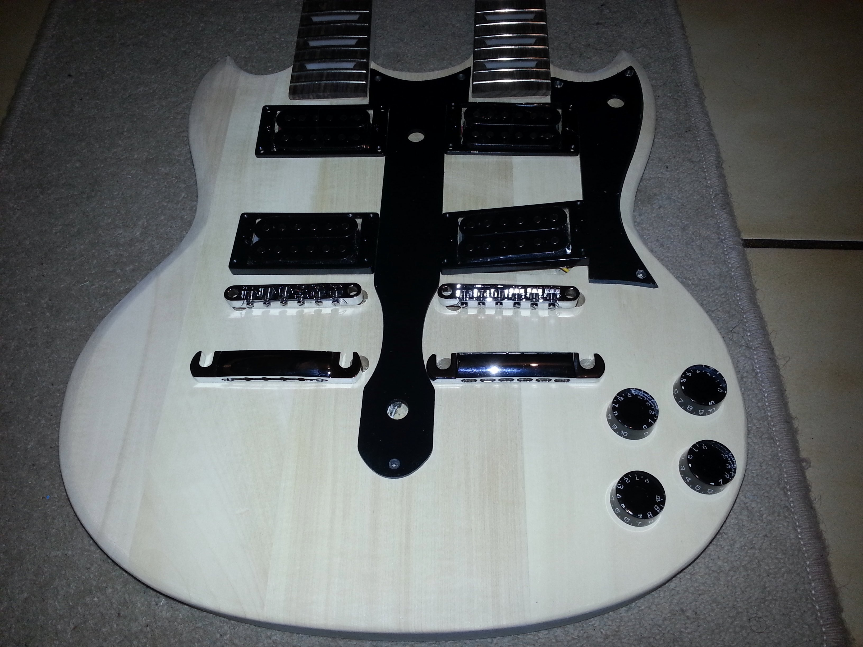 Wokkas Sgd 612 Double Neck Sg Archive Pit Bull Guitar Forums Wiring Schematic
