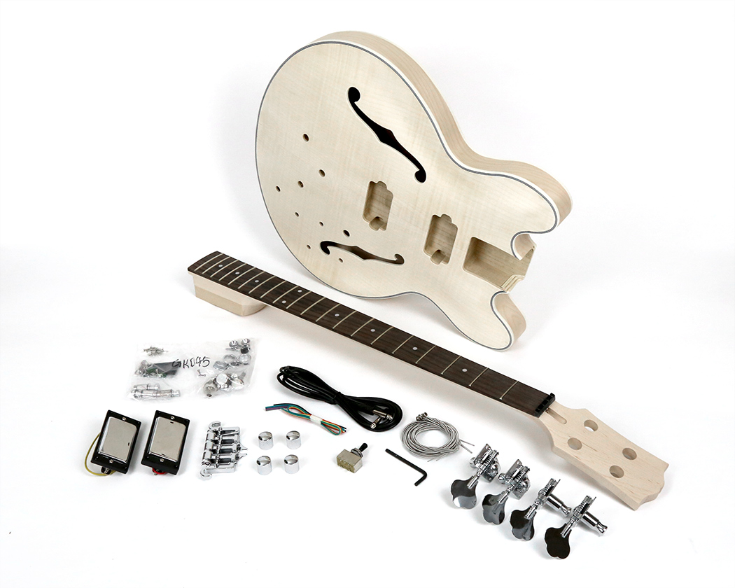 es style electric bass guitar kits. Black Bedroom Furniture Sets. Home Design Ideas