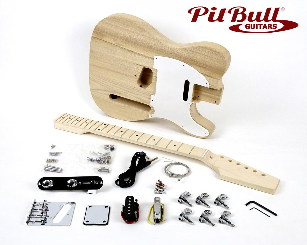 Pit Bull Guitars Tla