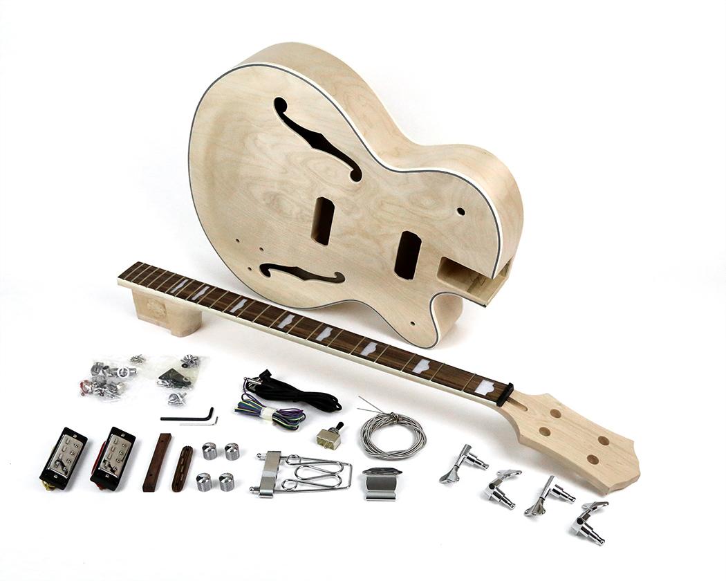 pit bull guitars esb 4sc electric bass guitar kit pit. Black Bedroom Furniture Sets. Home Design Ideas