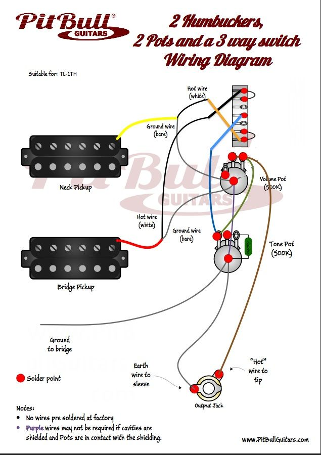 62vh2 Modded_TL 1TH_wiring 3 way toggle switch guitar wiring diagram wiring diagram and 3-Way Switch Light Wiring Diagram at gsmx.co