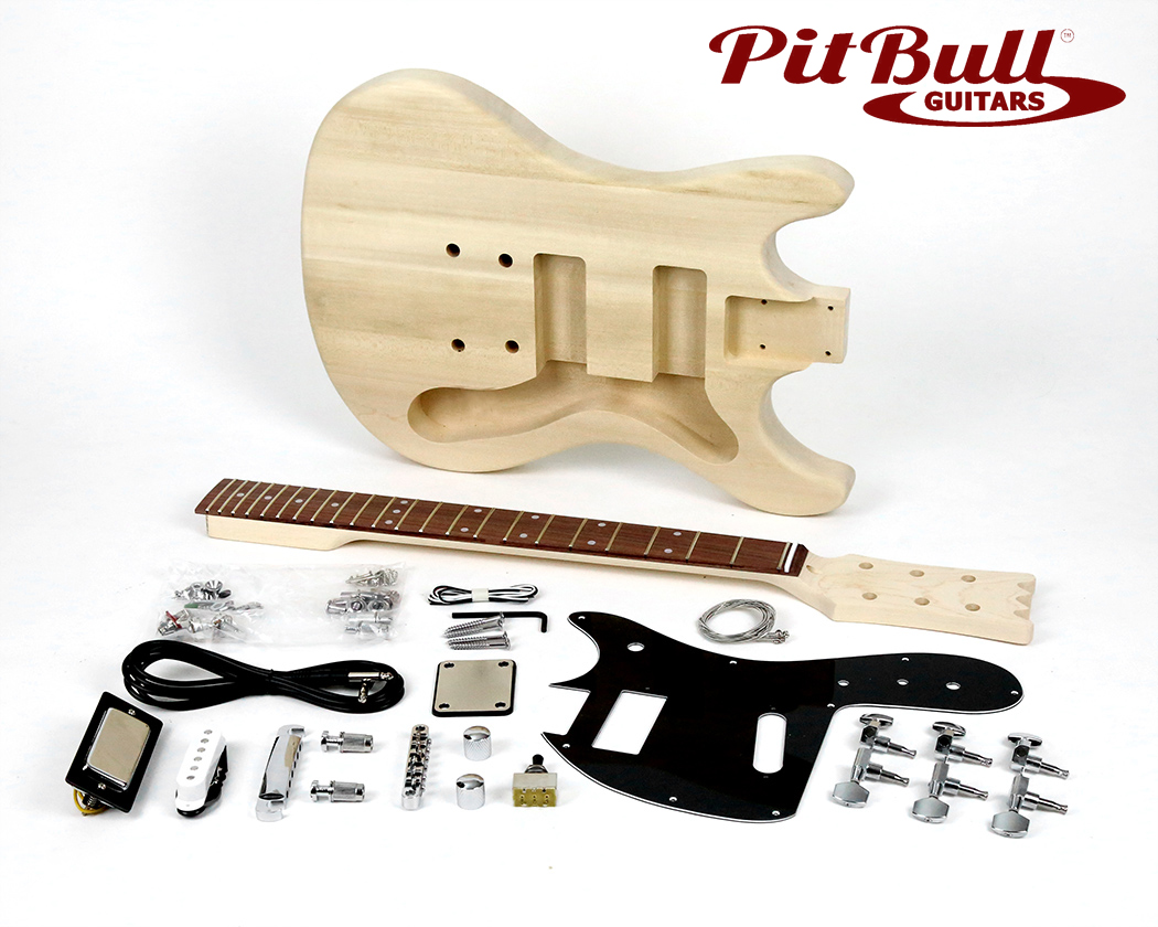 MK 2 pit bull guitars mk 2 electric guitar kit pit bull guitars pitbull guitars wiring diagram at readyjetset.co