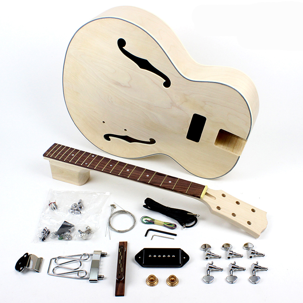 Es Style Electric Guitar Kits