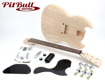 Pit Bull Guitars Build And Customise Your Own Electric Guitar
