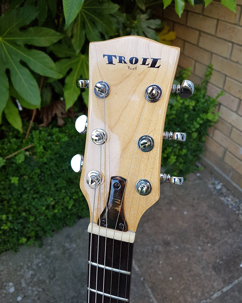 Guitar of the Month - Pit Bull Guitars