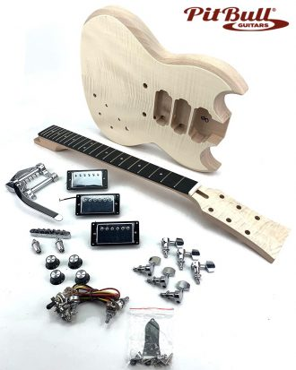 Groovy Pit Bull Guitars Build And Customise Your Own Electric Guitar Wiring 101 Ivorowellnesstrialsorg