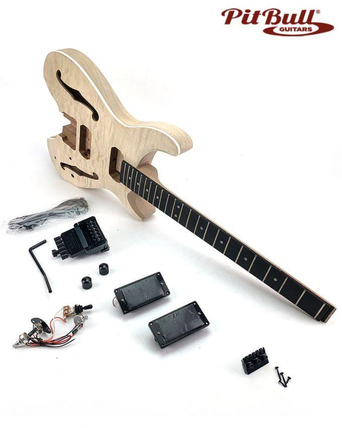 Headless Electric Guitar Kit