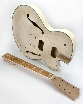 Pit Bull Guitars - Build and customise your own electric guitar